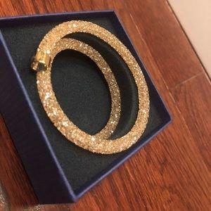 Brand new Swarovski wrap bracelet